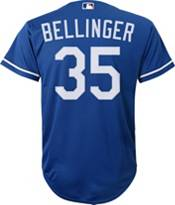 Nike Youth Replica Los Angeles Dodgers Cody Bellinger #35 Cool Base Royal Jersey product image