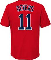 Nike Youth Boston Red Sox Rafael Devers #11 Red T-Shirt product image