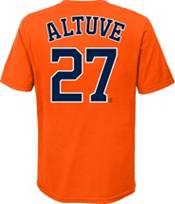 Nike Youth Houston Astros Jose Altuve #27 Orange T-Shirt product image