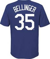 Nike Youth Los Angeles Dodgers Cody Bellinger #35 Blue T-Shirt product image