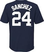Nike Youth New York Yankees Gary Sanchez #24 Navy T-Shirt product image