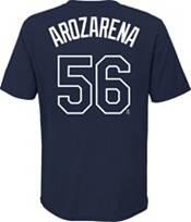 Nike Youth Tampa Bay Rays Randy Arozarena #56 Navy T-Shirt product image