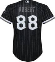 Nike Youth Chicago White Sox Luis Robert #88 Black Cool Base Jersey product image