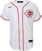 Nike Youth Replica Cincinnati Reds Eugenio Suarez Home Jersey product image