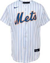 Nike Youth Replica New York Mets Robinson Cano #24 Cool Base White Jersey product image