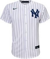 Nike Youth Replica New York Yankees Aroldis Chapman #54 Cool Base White Jersey product image