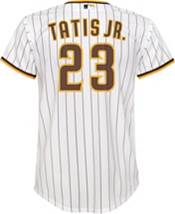 Nike Youth Replica San Diego Padres Fernando Tatis Jr. #23 Cool Base White Jersey product image