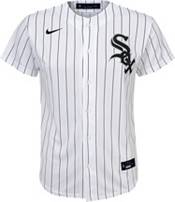 Nike Youth Replica Chicago White Sox Luis Robert #88 Cool Base White Jersey product image