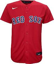 Nike Youth Replica Boston Red Sox Andrew Benintendi #16 Cool Base Red Jersey product image