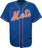 Nike Youth Replica New York Mets Noah Syndergaard #34 Cool Base Royal Jersey product image