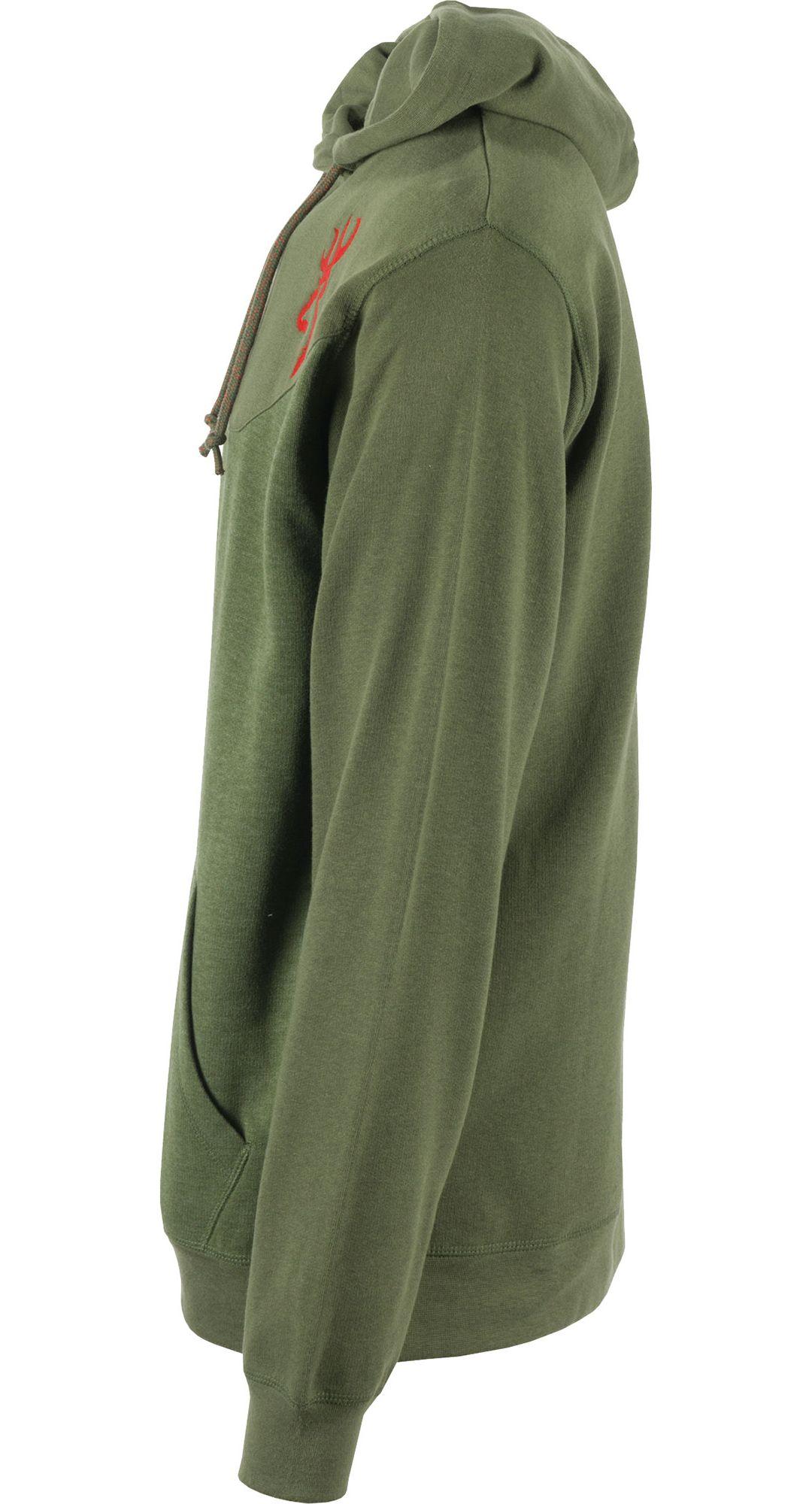 Maryland Flag Printed Quarter-Zip Pullover wit h2 Side Pockets