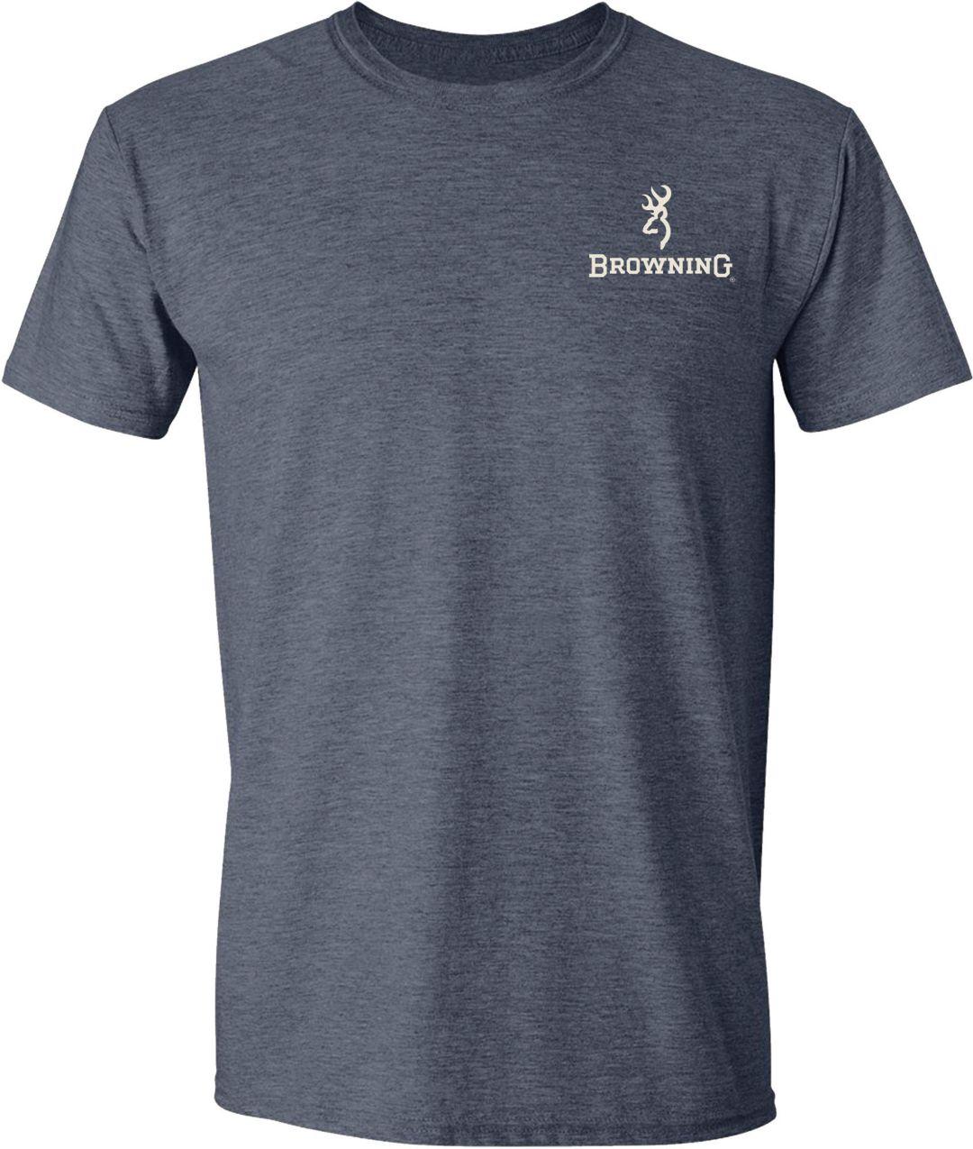 468d83c2 Browning Men's Shotgun Shell Flag Short Sleeve T-Shirt   DICK'S ...
