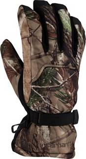 Carhartt Men's Gauntlet Camo Insulated Gloves product image