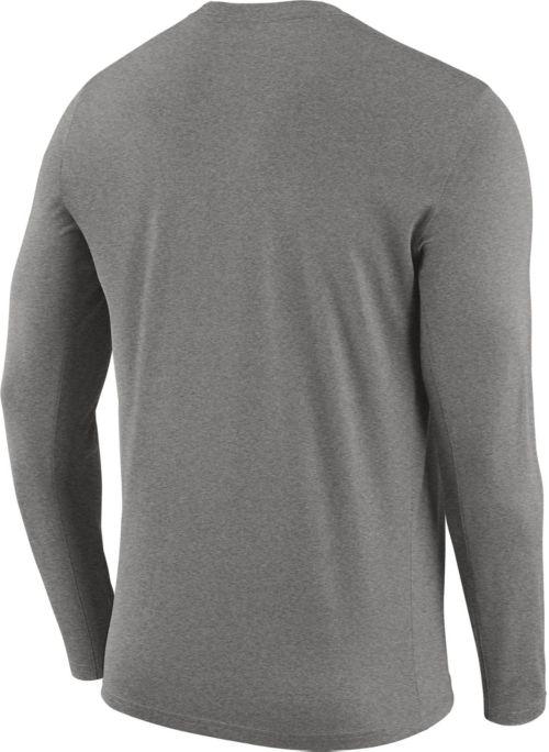 84c0c62980a462 Jordan Men s Charlotte Hornets Dri-FIT Facility Long Sleeve Shirt ...