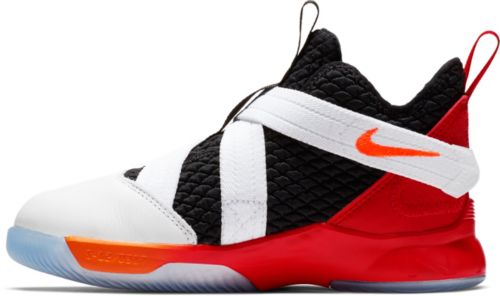 de25b47fa892b Nike Kids  Grade School LeBron Soldier 12 Basketball Shoes
