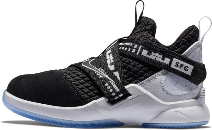 sale retailer dafa0 504ca Nike Kids' Preschool LeBron Soldier XII Basketball Shoes