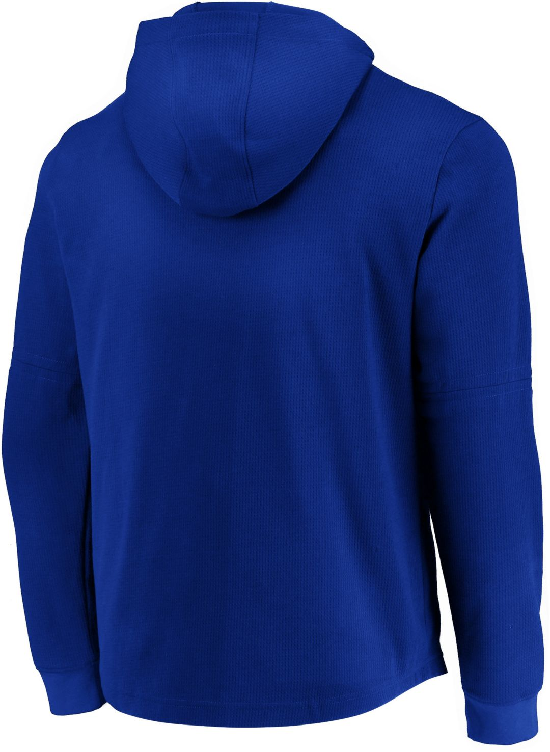 half off 3ae8d b56b2 Majestic Men's Chicago Cubs Authentic Collection Batting Practice Waffle  Hooded Pullover