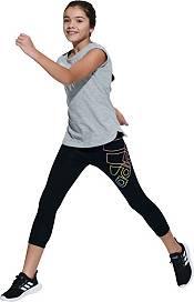 adidas Girls' Wordmark Graphic T-Shirt product image