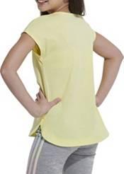 adidas Girls' Graphic Short Sleeve Tee Shirt product image