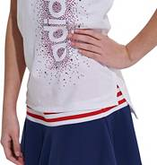 adidas Girls' USA Graphic Muscle Tank Top product image