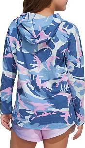 adidas Girls' Graphic Long Sleeve Hoodie product image