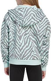 adidas Girls' All Over Fleece Pullover product image