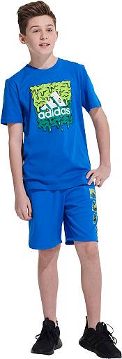 adidas Boys' Slime Graphic T-Shirt | DICK'S Sporting Goods