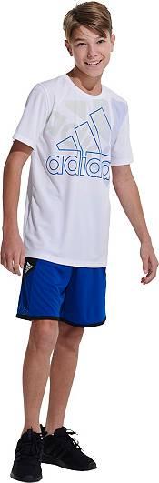 adidas Boys' AEROREADY Statement Badge Of Sport T-Shirt product image