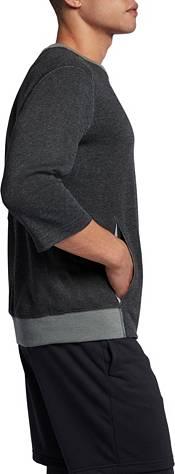 Nike Men's 3/4 Fleece Crew Flux Baseball Shirt product image