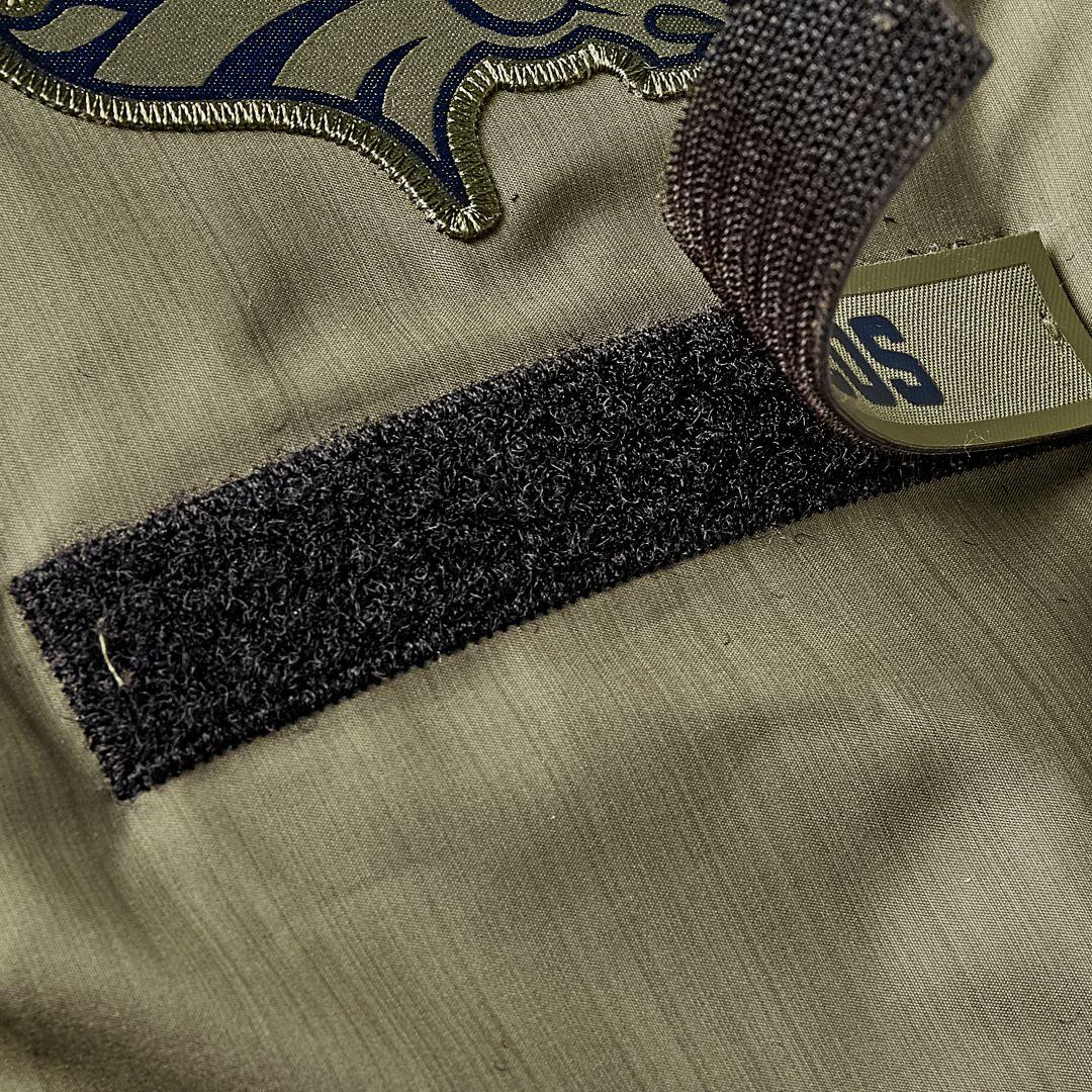 Discount Nike Men's Salute to Service Carolina Panthers Hybrid Full Zip