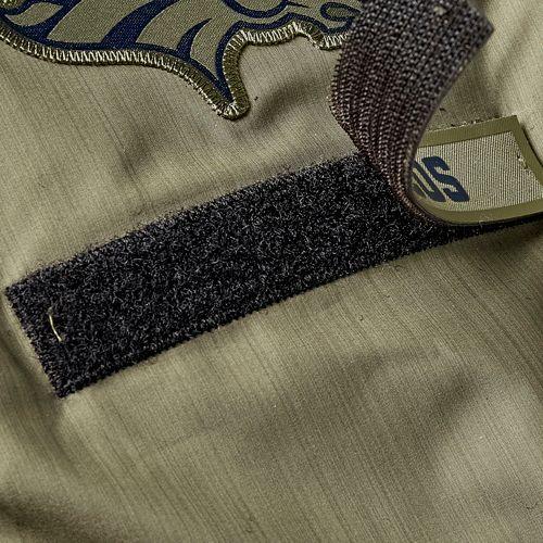 2c382d379f6 Nike Men s Salute to Service Pittsburgh Steelers Hybrid Full-Zip Jacket.  noImageFound. Previous. 1. 2. 3