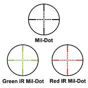 Barska AR-X 3x30 Red / Green Prism Scope product image