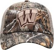 Top of the World Men's Wisconsin Badgers Camo Acorn Adjustable Hat product image