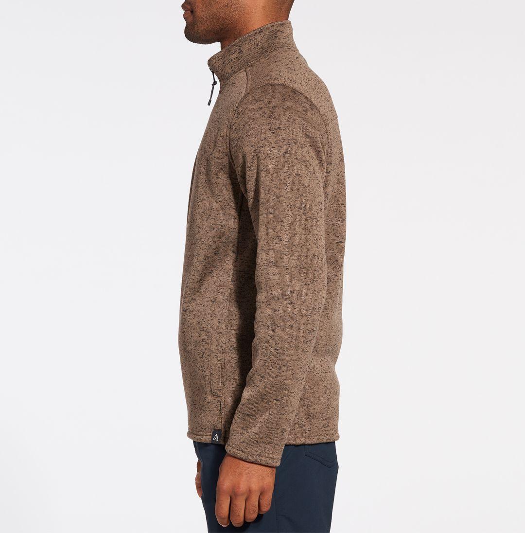 Alpine Design Men's Sweater Fleece Half Zip Pullover