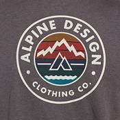 Alpine Design Men's First Mile Made Long Sleeve Logo T-Shirt product image