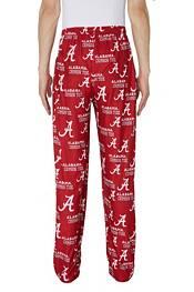 Concepts Sport Men's Alabama Crimson Tide Zest Knit Pants product image