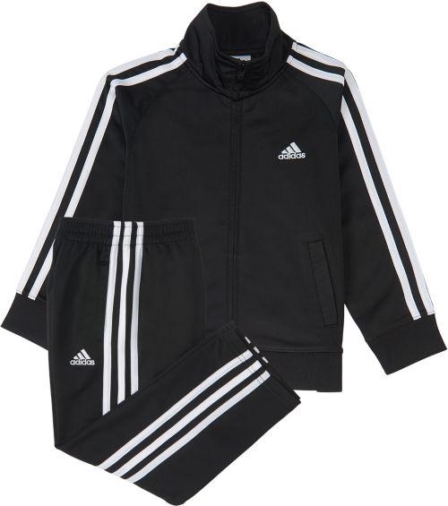 5b4e3da3c adidas Little Boys' Tricot Jacket and Pant Set. noImageFound. Previous. 1.  2. 3