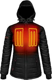 ActionHeat Women's 5V Battery Heated Puffer Jacket product image