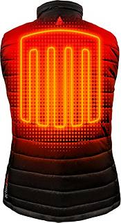 ActionHeat Women's 5V Battery Heated Puffer Vest product image
