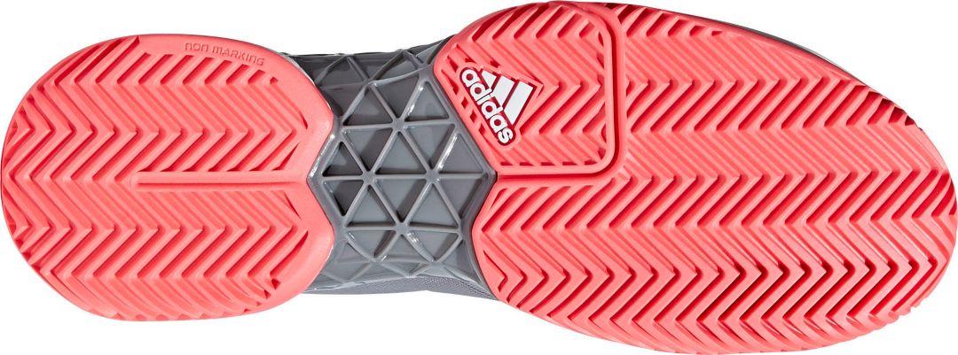 7cf7d502 adidas Men's Barricade 2018 Boost Tennis Shoes