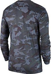 d09e57068d48cc Nike Men's Dry Legend Camo Long Sleeve Tee | DICK'S Sporting Goods