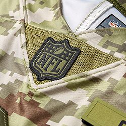 pick up 7badd e7d54 Nike Women's Salute to Service Green Bay Packers Aaron Rodgers #12 Limited  Camouflage Jersey