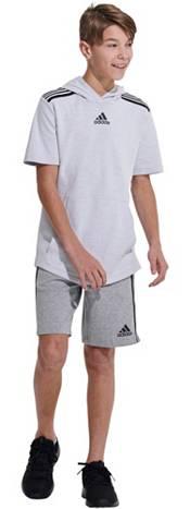 adidas Boys' 3-Stripe Tape Shorts product image