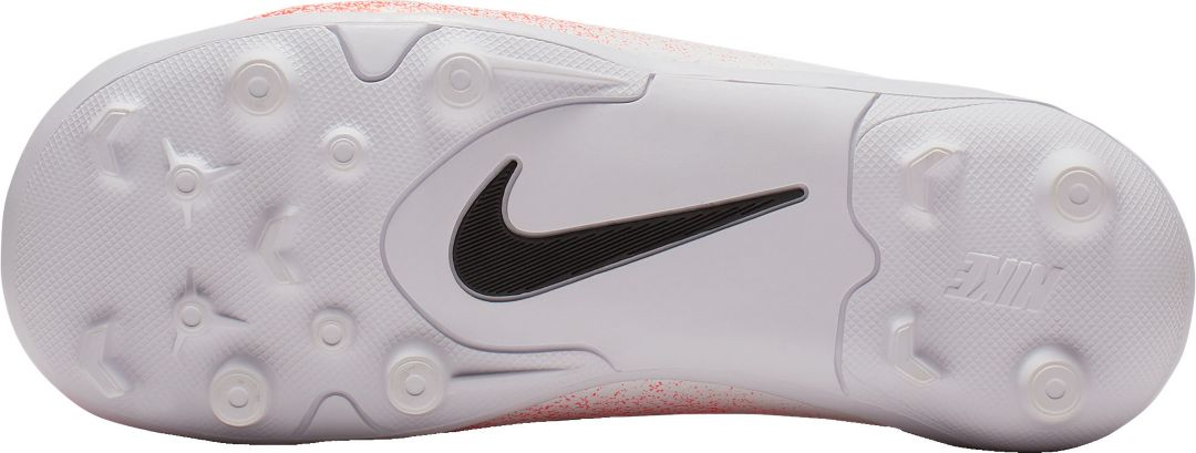 7a636f7d13a8 Nike Kids' Preschool Mercurial Vapor 12 Club FG Soccer Cleats ...