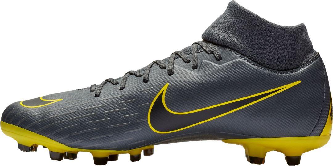 new style cfa7c f31b8 Nike Mercurial Superfly 6 Academy FG Soccer Cleats