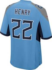 Nike Men's Alternate Game Jersey Tennessee Titans Derrick Henry #22 product image