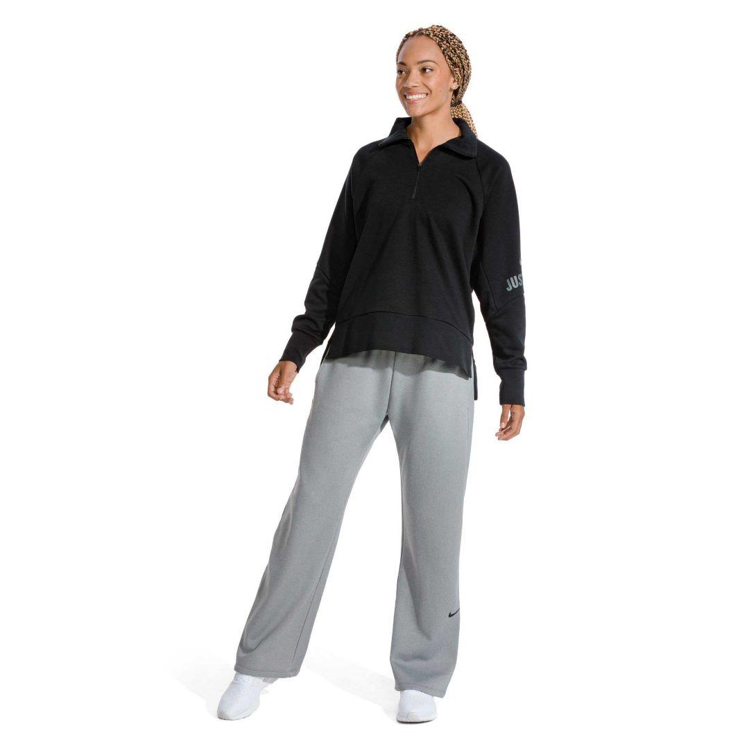 new concept f8c32 65ee9 Nike Women s Therma Fleece Training Pants 2