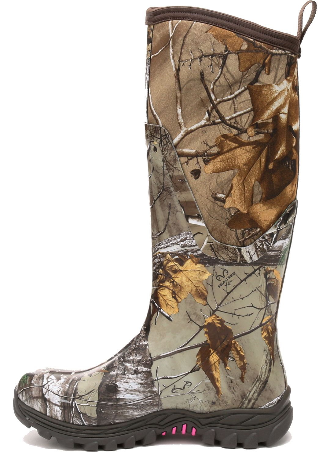 21bc15e1aae Muck Boots Women's Arctic Hunter Tall Realtree Xtra Rubber Hunting Boots