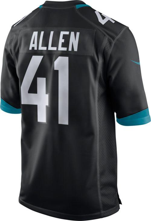 46f8adc05ba Josh Allen  41 Nike Men s Jacksonville Jaguars Home Game Jersey.  noImageFound. Previous. 1. 2. 3