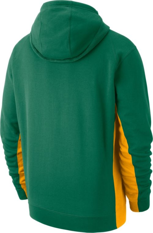 Nike Men s Boston Celtics Earned Edition Pullover Hoodie  9abac0885